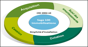 Sage 100 immobilisations