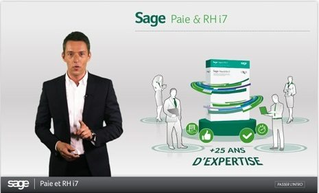 Vidéo Sage Paie & RH i7