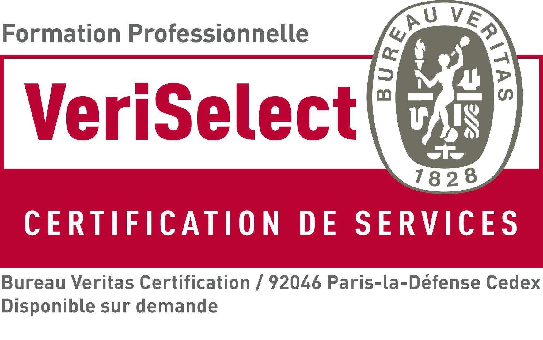 logo certification veriselect